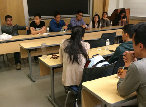 P4 Student Roundtable