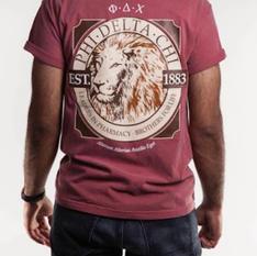 Rampant Lion T Shirt