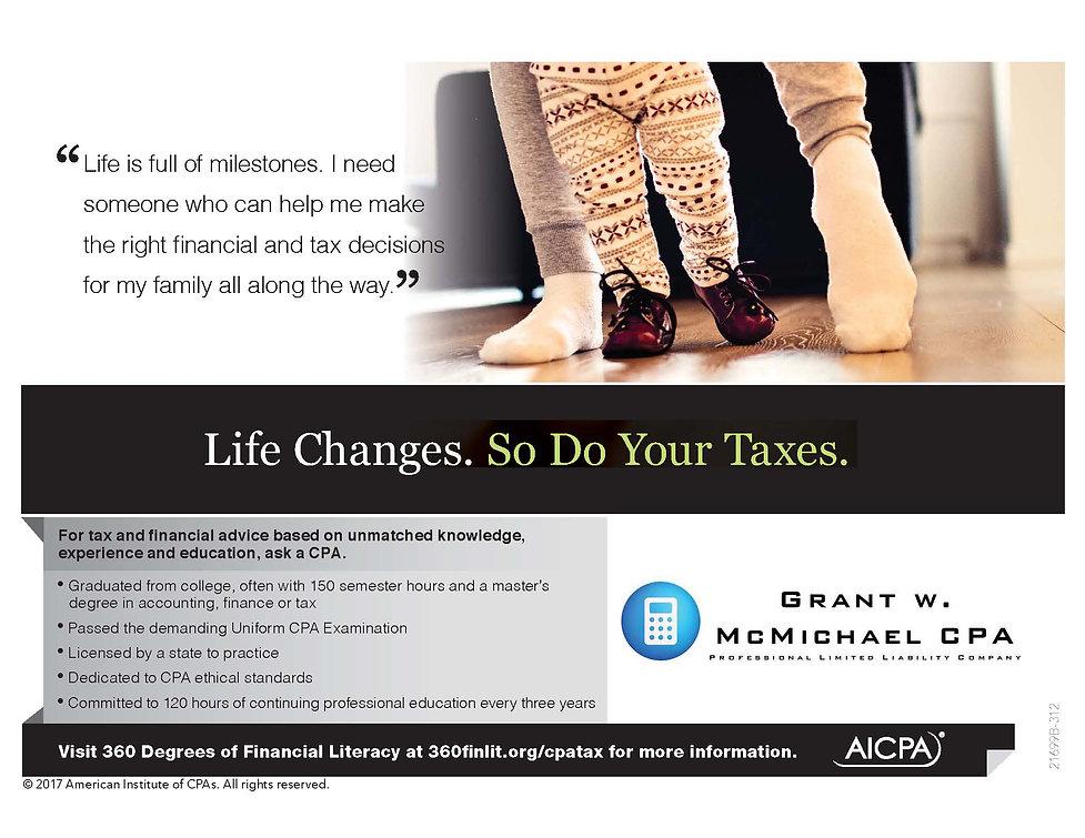 Tax Cpa Austin | Austin | Grant W McMichael CPA PLLC