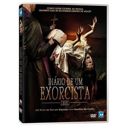 Diário de um Exorcista Zero - Luciano Milici