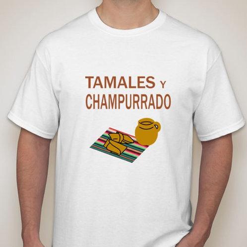 Unisex Tamales Y Champurrado Tee