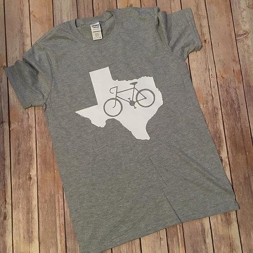 Bike Texas Unisex Tee