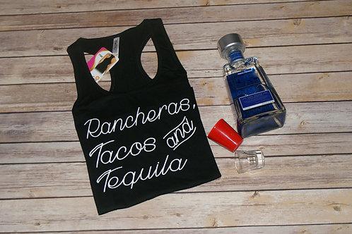 Racheras, Tacos & Tequila Racerback