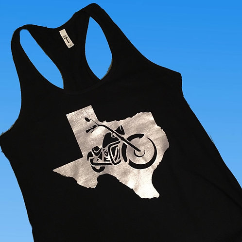 Ride Texas Ladies Racerback