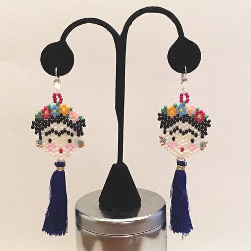 Frida Tassel Earrings