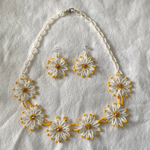 Margarita Necklace & Earrings Set