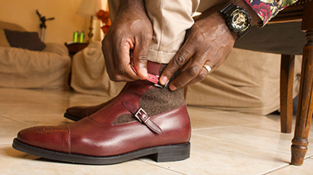 Shoes for men in Trinidad and Tobago