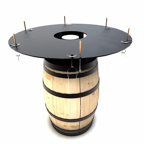 Tonneau fondue