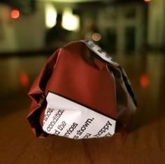 Crisp packet
