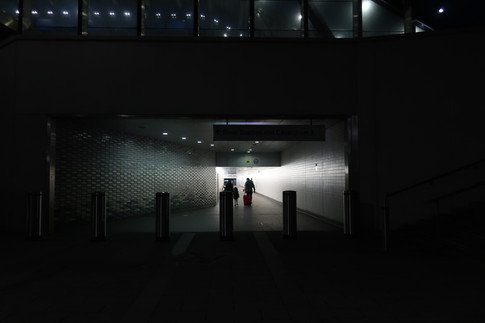 Underpass, Reading Station