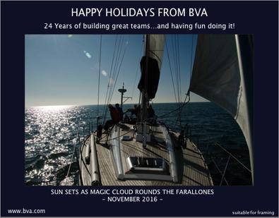 Happy Holidays from BVA