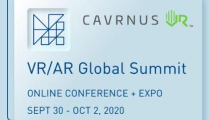 Portfolio Company News:  Cavrnus Sponsor VRAR Global Summit