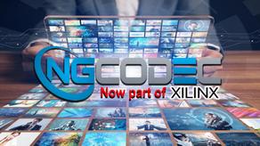 Portfolio Company News: Xilinx Acquires NGCodec to Deliver High Quality, Efficient Cloud Video Encod