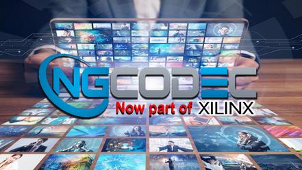 Portfolio Company News: Xilinx Acquires NGCodec to Deliver  Cloud Video Encoding