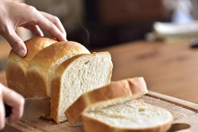 食パン&ラテアート