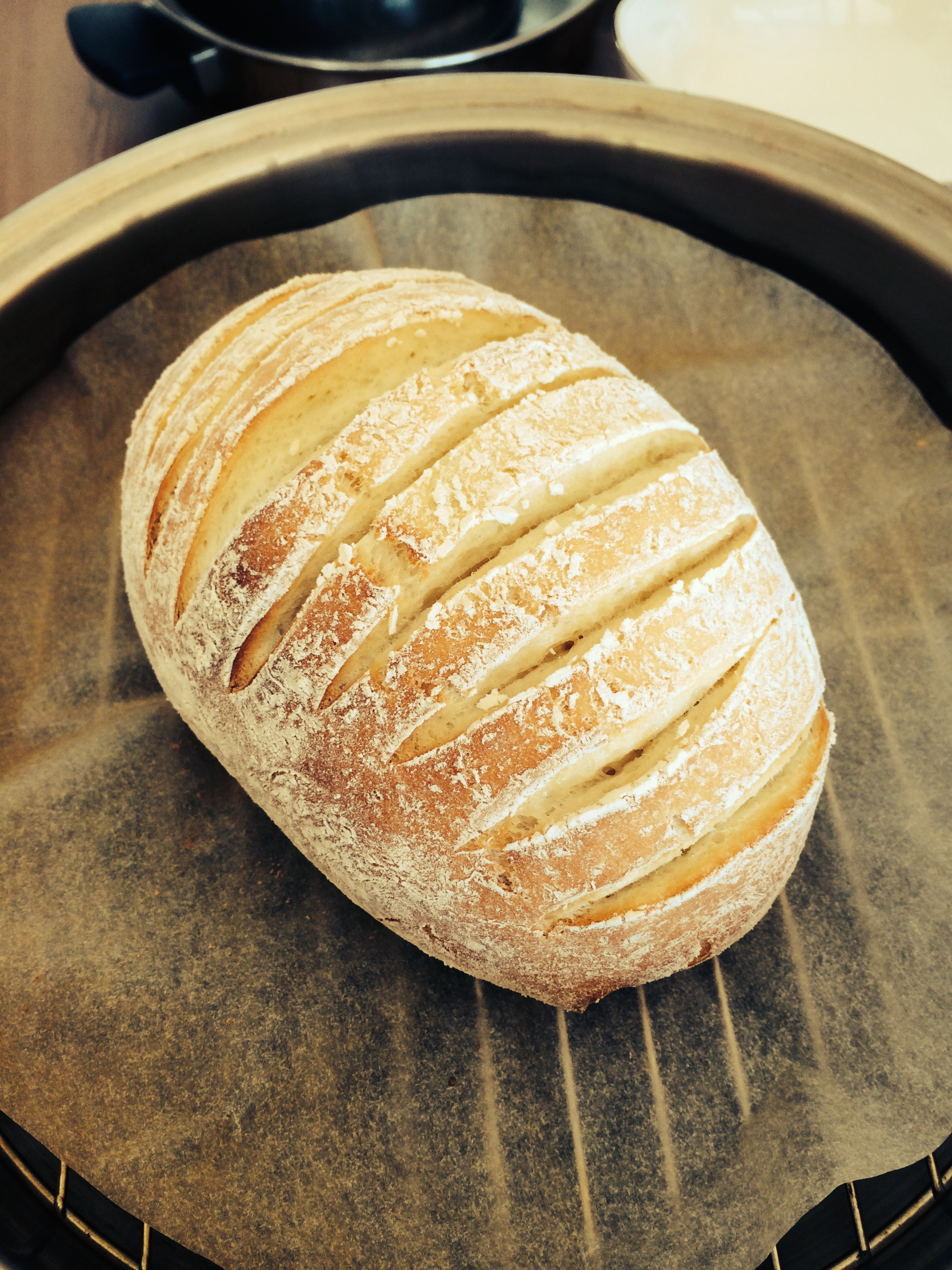 ハイジの手作りパン