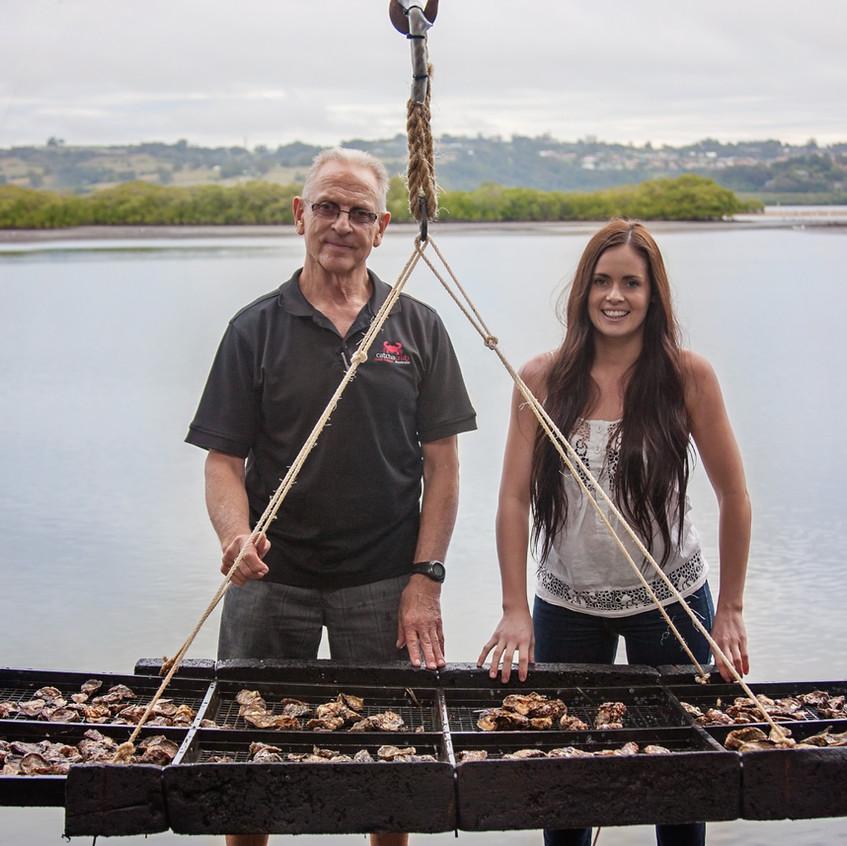 catch a crab oyster farm 3