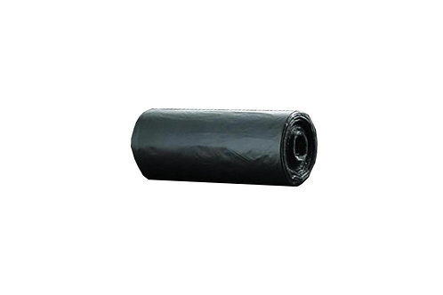 Мешок для мусора 180л БЕЗ ЭТИК 90х130 см, ПВД, темно-фиолет, 50 гр, 25 шт/рул
