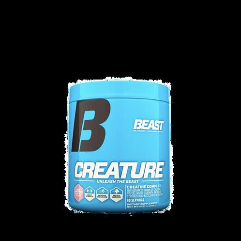 Beast Sports Nutrition Creature 5 Creatine Blend 60 Servings
