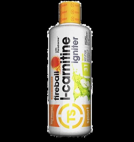 TS Sport Fireball L-Carnitine Igniter 31 Servings Liquid