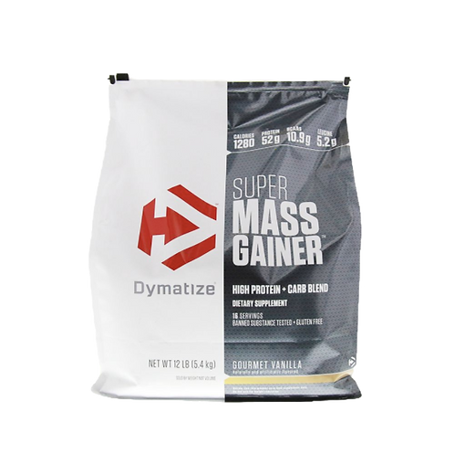 Dymatize Super Mass Gainer 12 Pounds