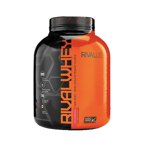Rivalus Rival Whey 5 Pounds