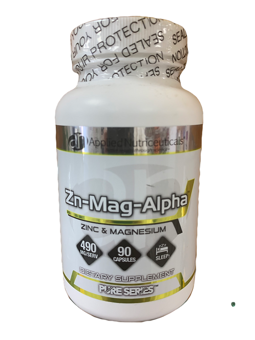 Applied Nutriceuticals Zn-Mag-Alpha 490mg
