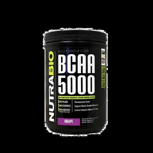 Nutrabio BCAA 5000 60 Servings