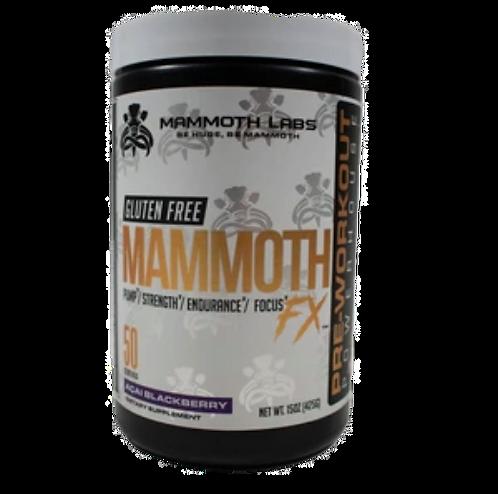 Mammoth Labs Gluten Free Mammoth FX