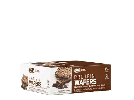 Optimum Nutrition Protein Wafers 12-Pack