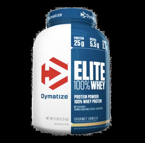 Dymatize Elite 100% Whey 5 Pounds