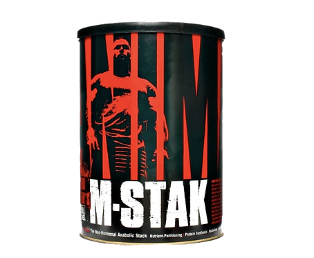 Animal M-Stack 21 Servings
