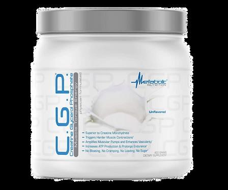 Metabolic Nutrition C.G.P Creatine Monohydrate