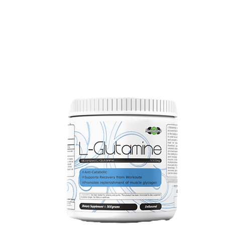 Nutraforce L-Glutamine 500