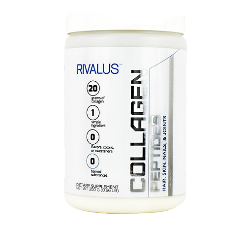 Rivalus Collagen Peptides Hair/Skin/Nails 15 Servings