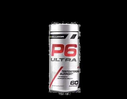Cellucor P6 Testosterone Support 60 Caps