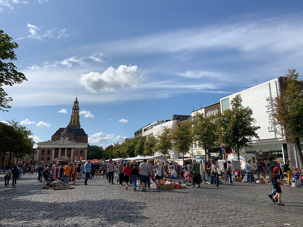 Groningen Vismarkt