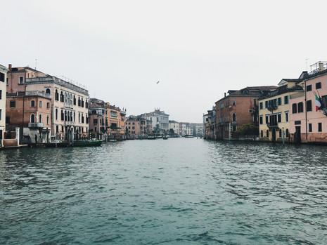 顛覆想像的威尼斯