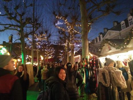 兩國聖誕市集一次滿足 (Maastricht + Aachen)