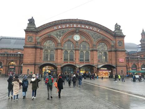 Bremen,剛柔並濟的童話小鎮