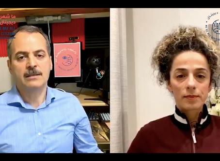 پروژه جدید سازمان آمریکایی «خانه آزادی» توسط مسیح علینژاد و شاهد علوی رونمایی شد