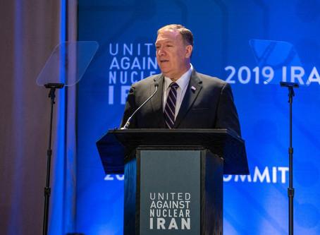 نشست سالانه ی  اتحاد علیه ایران هستهای با حضور پررنگ فرقه مجاهدین
