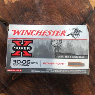 Winchester 30-06 $25.79