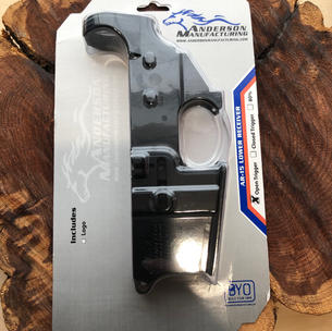 Anderson Striped AR15 Lower $149.99