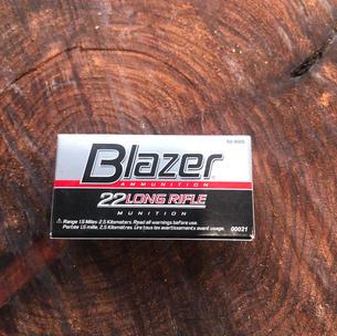 Blazer 22LR $7.69