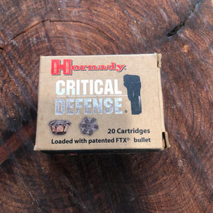 Hornady Critical Defence $28.99