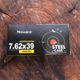 Monarch 7.62x39 $14.99