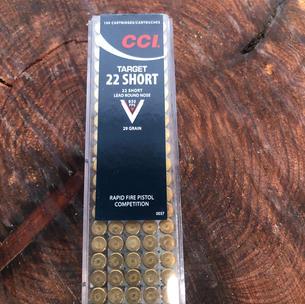 CCI 22 Short $21.99