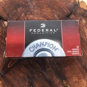 Federal 40 S&W $23.99