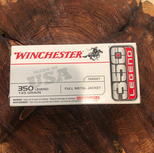 Winchester 350 Legend $25.99